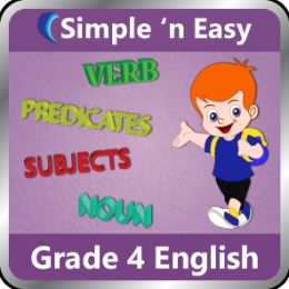 Grade 4 English by WAGmob
