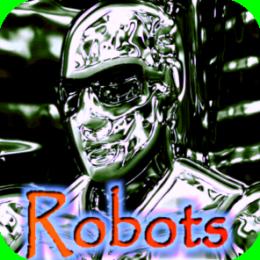 AudioBook - Robots (Sci-Fi Short Stories Featuring Robots)