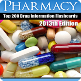 Drug Information Flash Cards Lite
