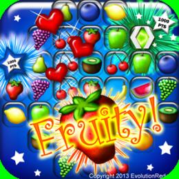Tutti Frutti - Fruit Match (3) Three Game