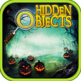 Hidden Objects - Haunted Halloween Nights
