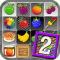 Fruit Drops 2 - Match three puzzle
