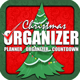 Christmas Organizer & Countdown! Checklist, Planner, Notes, Wallpaper