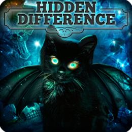 Hidden Difference - Happy Halloween