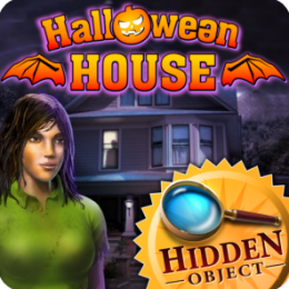 Hidden Object - Halloween House