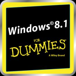 Windows 8.1 for Dummies by WAGmob