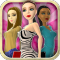 Fashion Dress Up 3D Game for Girls