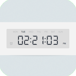 Simple Time - An simple and elegant clock with timer for your NOOK.