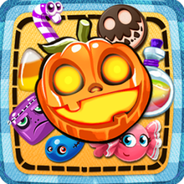 Candy Rave Halloween