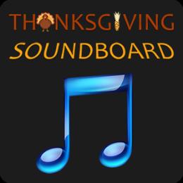Thanksgiving Soundboard