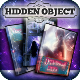 Hidden Object - Phatpuppy's Fantasy Collection