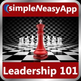 Leadership 101 - simpleNeasyApp by WAGmob