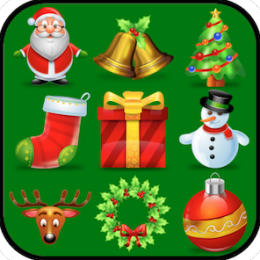 Holiday Drops - Christmas Match Three Puzzle