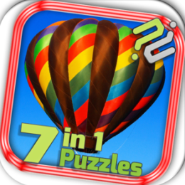 Puzzle Pack: Hot Air Balloons