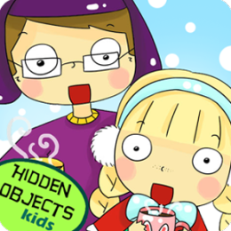 Hidden Object Kids - Emma and the Snowman