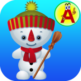 Preschool Christmas Phonics Learning App