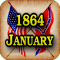 American Civil War Gazette - Extra - 1864 01 - January