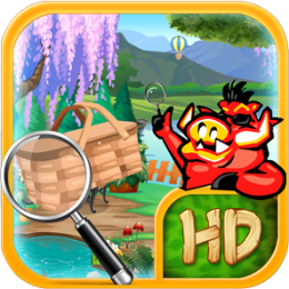 The Jellystone Park - Hidden Object Game