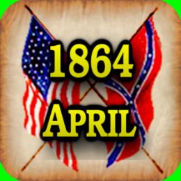 American Civil War Gazette - Extra - 1864 04 - April