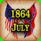 American Civil War Gazette - Extra - 1864 07 - July