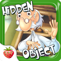 Hidden Object Game - The Shoemaker and the Elves