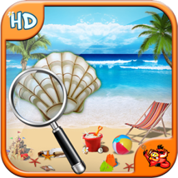 Beach Day - Hidden Object Game