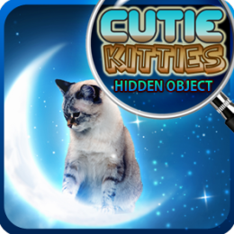 Hidden Object - Cutie Kitties