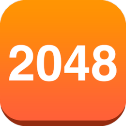 2048 - A threes or twos type game