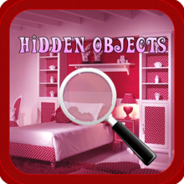Hidden Objects Girls Room