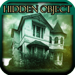 Hidden Object - Haunted House 3