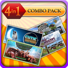 Animals Combo Pack