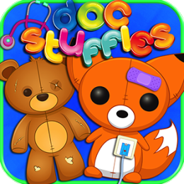 Doc Stuffies - Kids Toy Doctor & Surgeon