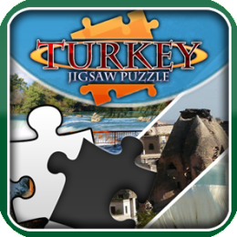15 Jigsaws of Turkey
