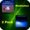 Meditation - 2 Pack Collection (Sounds of Thunderstorms + Sounds of The Ocean)