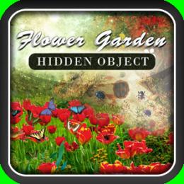 Flower Garden Hidden Objects