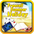 Product Image. Title: Freecell Summer Holiday