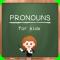 Pronouns For Kids