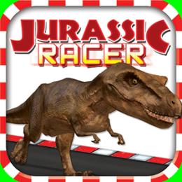 Jurassic Racer - Dinosaur Racing Game