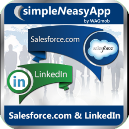 Introduction to Salesforce.com and LinkedIn by WAGmob