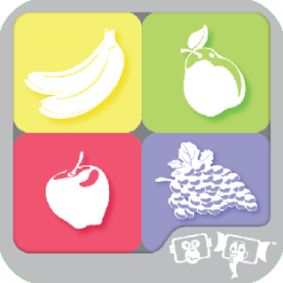 Kids Spell and Learn Fruits