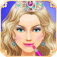 Product Image. Title: Princess Salon - Dress Up & Makeup Makeover