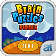 Product Image. Title: Brain Puzzles Bundle 11 in 1