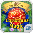 Product Image. Title: Hidden Objects Christmas Magic & 3 puzzle games