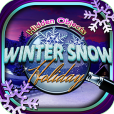 Product Image. Title: Hidden Objects - Winter Snow Holiday & Christmas