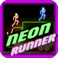 Product Image. Title: Neon Runner