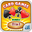 Product Image. Title: Card Games Bundle 11 in 1
