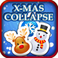 Product Image. Title: Xmas Collapse - Puzzle Mania