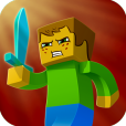 Product Image. Title: Pixel Warrior Dungeon 3D