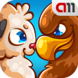 Product Image. Title: Baby Sheep VS Angry Eagles