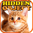 Product Image. Title: Hidden Object - Cat Sweet Life